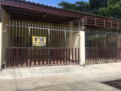 ทาวน์เฮาส์ 990000 ชัยนาท เมืองชัยนาท บ้านกล้วย